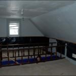 Maggie's dormer room